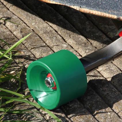 Emerald Green Pigmented Skateboard Wheel